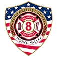 Pend Oreille County Fire District 8 Logo